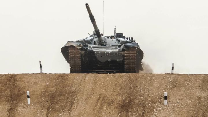 Украина и Польша собрали танк-франкенштейн по стандартам НАТО