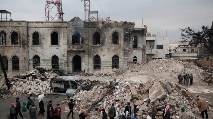Генштаб: Прорыв блокады Дейр-эз-Зора превосходит по значимости другие победы в Сирии