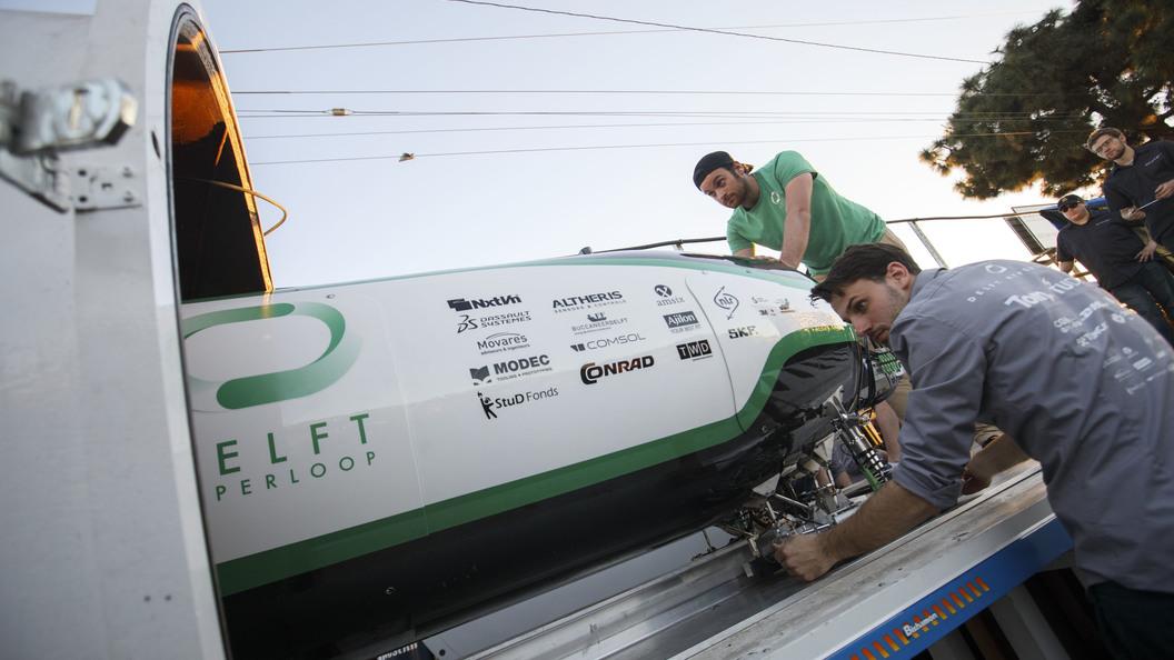 Санкции США не смутили разработчиков Hyperloop для реализации проекта в России