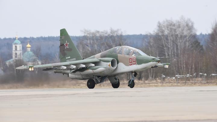 Российские Су-25 теперь неуязвимы для зенитных ракет