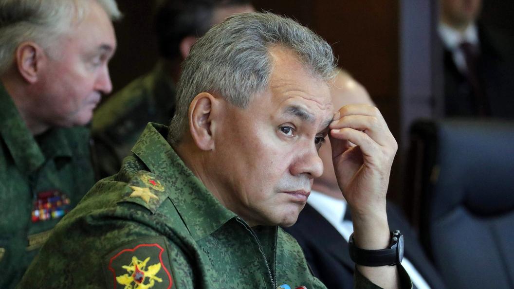 Шойгу проинформировал о ядерной активности НАТО у русских границ
