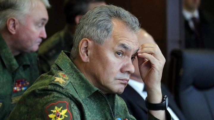 Шойгу: НАТО отрабатывает применение ядерного оружия на границе с РФ