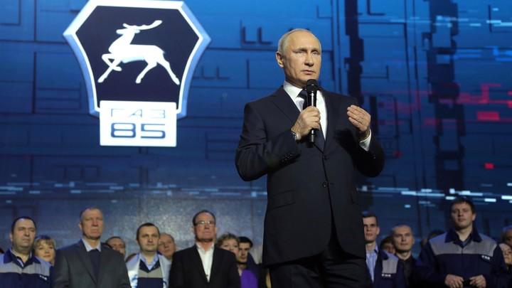 Западные СМИ развели конспирологию после объявления Путина о выдвижении на выборах