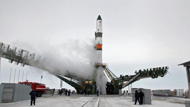 Российская ракета Союз успешно стартовала с четырьмя европейскими спутниками на борту