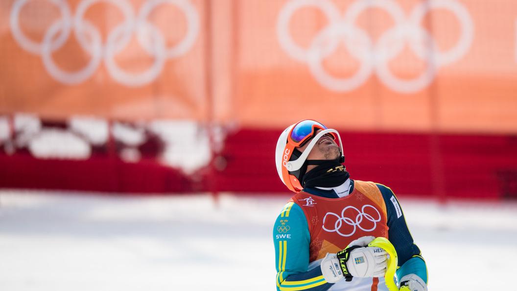 Горнолыжник Хорошилов вышел вфиналОИ вслаломе, Кузнецов выбыл изборьбы