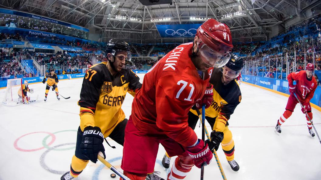 Житель россии Ковальчук стал MVP хоккейного турнира наОИ-2018 вПхенчхане