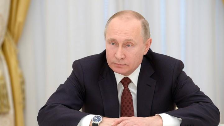 Путин - о развале обвинений против России: Извинений уже не ждем, пусть хотя бы разум вернется