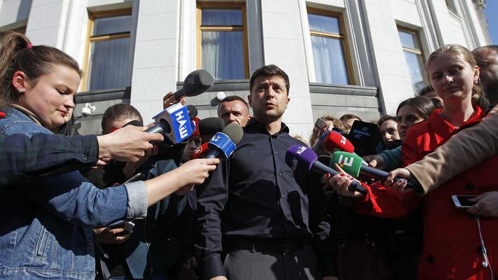 Президенту Украины Зеленскому выдали необычный европейский мандат