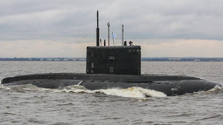 Свистать всех наверх, русские идут!: Подлодка Ростов-на-Дону напугала британские ВМС