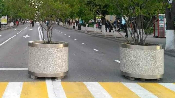 В Краснодаре улицу Красноармейскую перекроют на время майских праздников