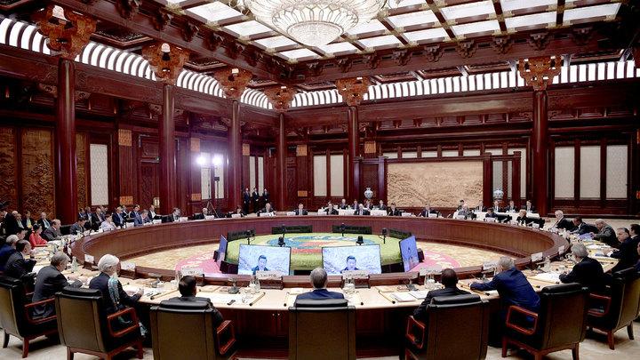 Россия будет участвовать в мировом метапроекте Китая