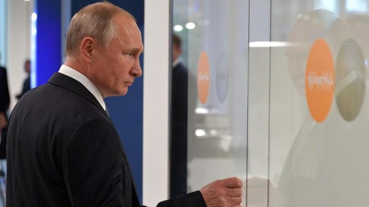 «Жду конкретных предложений»: Путин потребовал усилить контроль над оборотом оружия