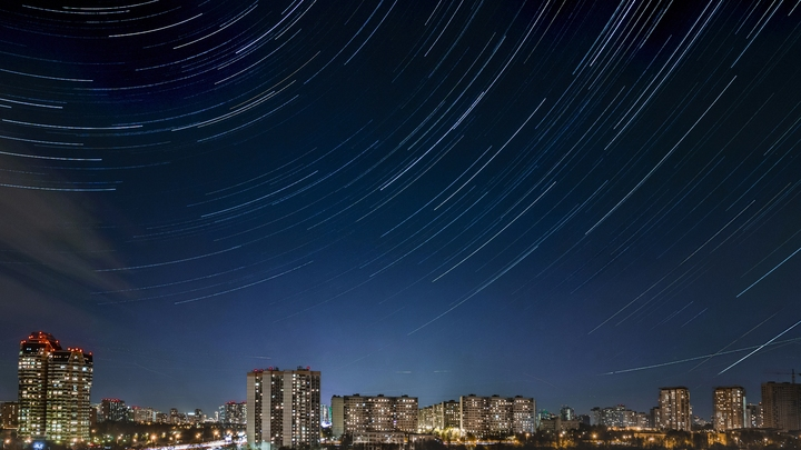 Роскосмос запатентовал способ маскировки спутников с помощью пузырчатой пленки