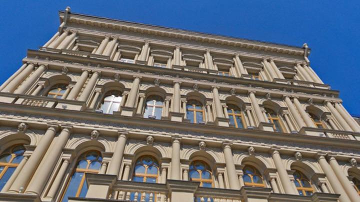 Знаменитый доходный дом в центре Петербурга реконструируют для Газпрома