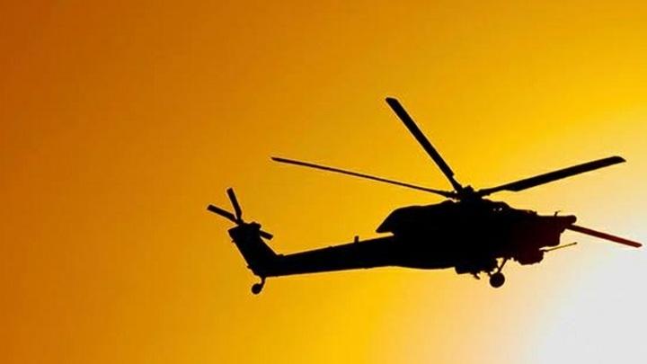 Один выжил? Депутатский вертолёт жёстко приземлился на лёд под Казанью - СМИ