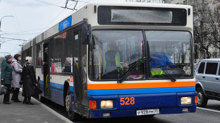 Автобусы до кладбищ во Владимире на Пасху: расписание и стоимость