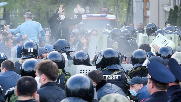 Закулисье митинга: Во Владикавказе воспользовались идеологическими капканами