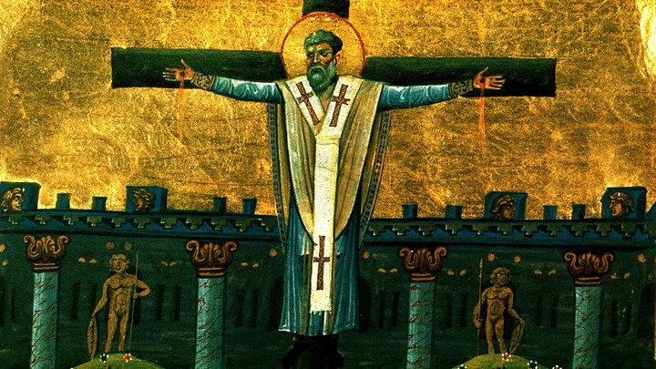 Апостол и священномученик Симеон. Православный календарь на 10 мая