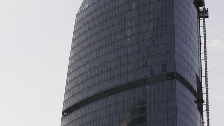 Самый высокий жилой небоскреб в Европе будет достроен в Москве до конца года
