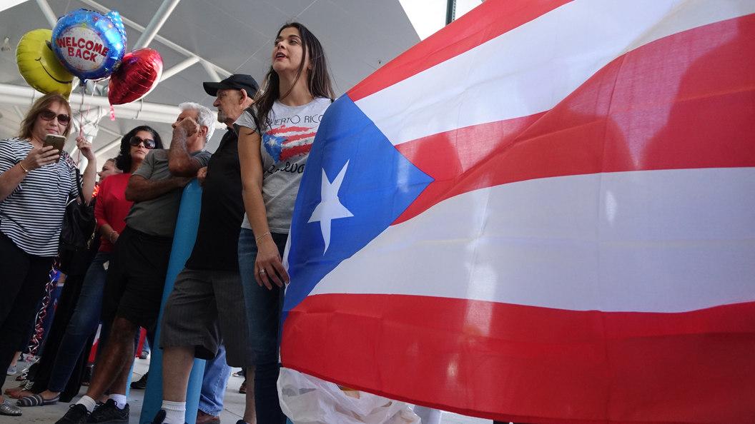 Упавшее дерево обесточило 840 тыс. домов и учреждений  Пуэрто-Рико