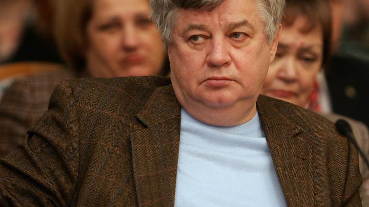 Я устал, я ухожу: Глава СЖР передаст свой пост Владимиру Соловьеву