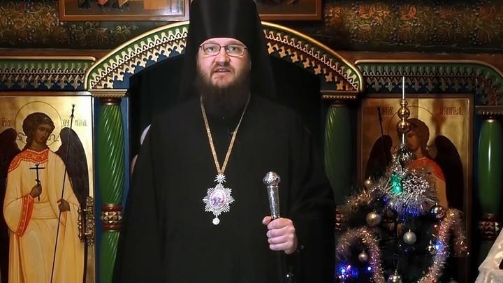 В Челябинскую область приехал епископ к умирающей матери