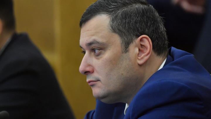 Увы, человек слаб: депутат Госдумы РФ Хинштейн шокирован задержанием прокурора за взятку