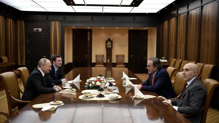 Украинские власти выставляют Россию виновницей всех бед: Путин об отношениях с Украиной