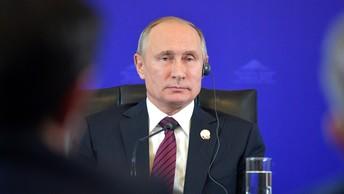 Путин и Назарбаев оценили эффективность переговоров по Сирии в Астане