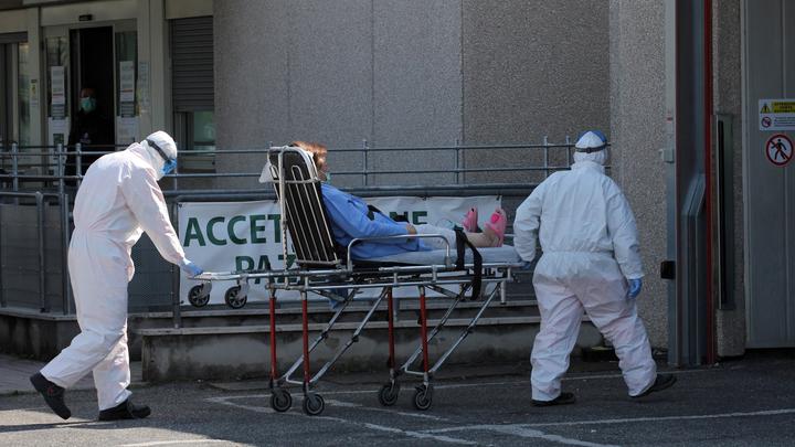 Просто засыпали: Русские врачи стали свидетелями аномальной череды смертей в Италии