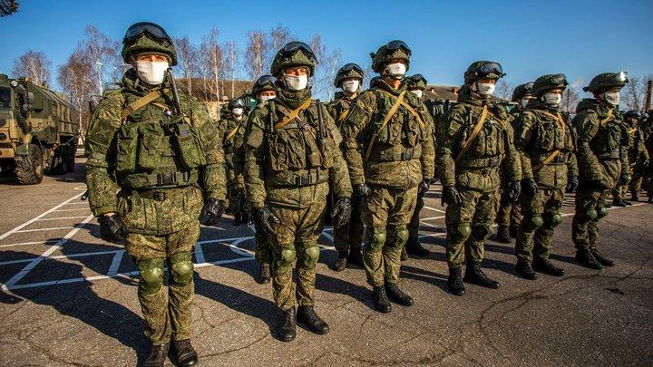 Российских военных оставили без смартфонов