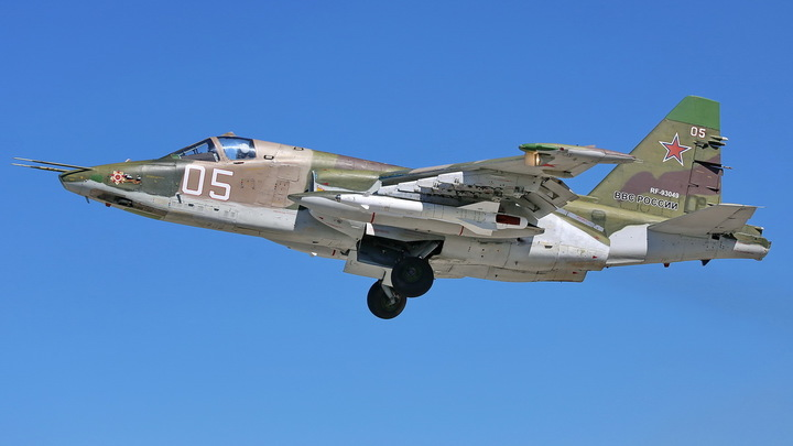 Грузинские военные добивали русского командира дальней авиации, но он всё равно выжил