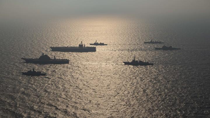 Баранец нашёл виноватого в дерзкой выходке эсминца США: Играют в самостоятельные игры?
