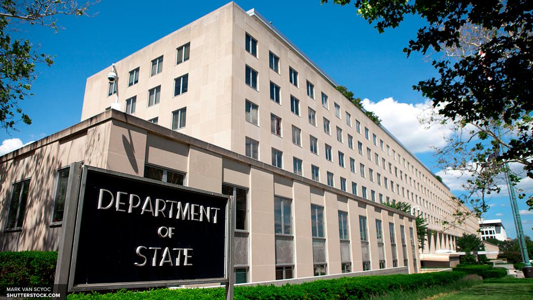 ВСША пояснили ситуацию сотсутствием пожелания сДнем РФ