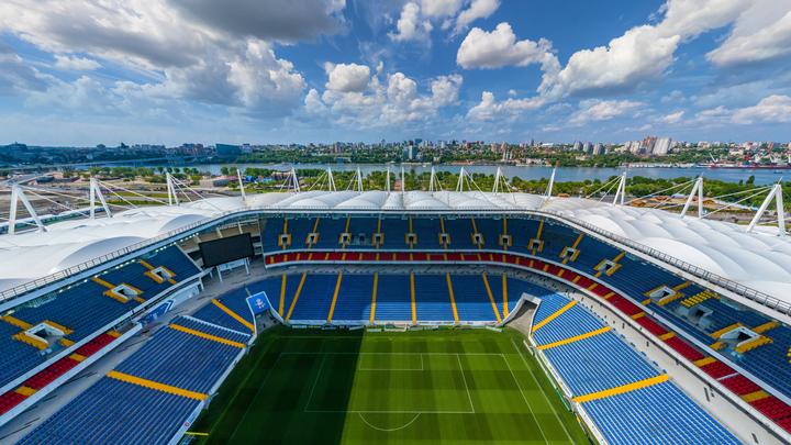 Посетить матч ФК Ростов- Краснодар можно будет только при наличии QR-кода