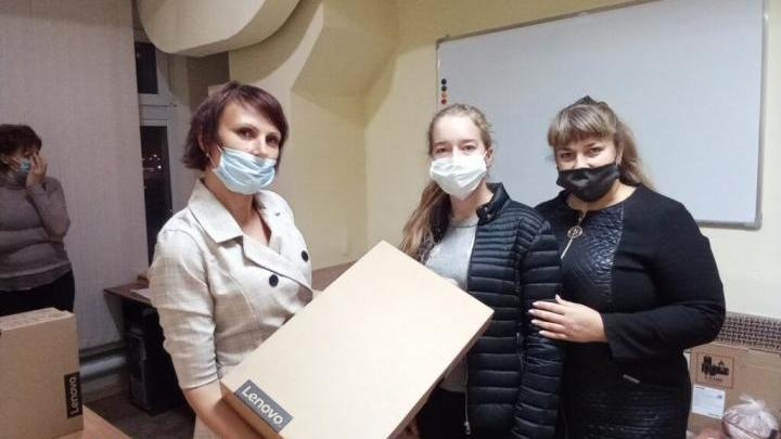 Ростовские активисты помогают многодетным семьям за счёт средств президентского гранта