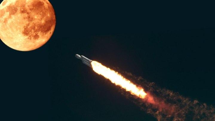 Почему мы до сих пор не долетели до Луны?