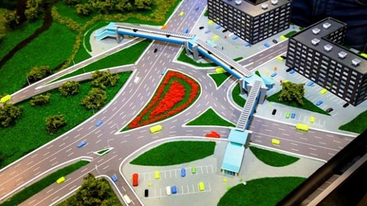 В Новосибирске отказались от строительства надземного перехода у нового ЛДС