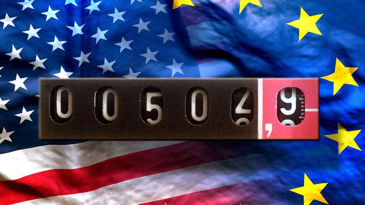 Как США поставили на счетчик Евросоюз