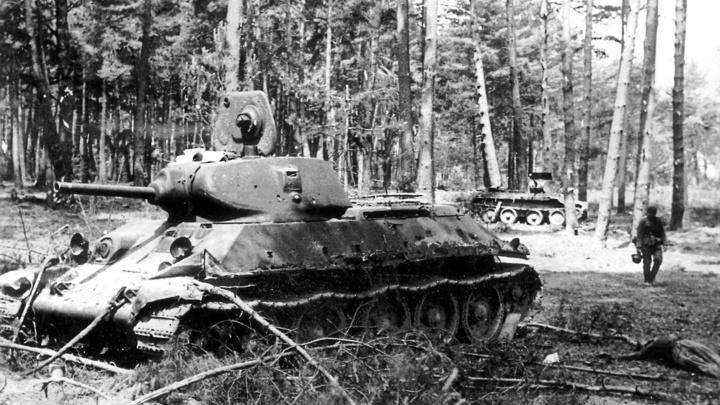 Остановить Т-34: Украина пытается сделать то, что не удалось и фашистской армаде