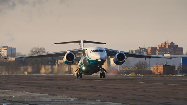 У Ан-148 не в первый раз отказывает двигатель