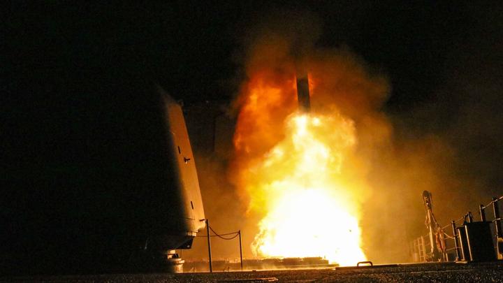 Воинственный дух испарился: Британия отреагировала на удар по военной базе в Сирии