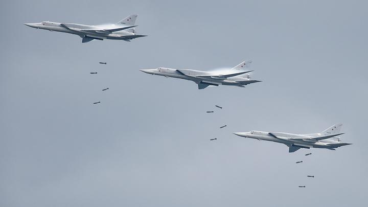 От Чёрного моря до Дальнего Востока: Русская армия сделала намёк США в море и воздухе