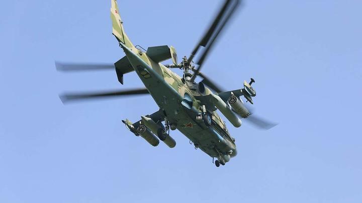 После крушения вертолета Росгвардии МИ-8 в Ленобласти Следственный комитет возбудил уголовное дело