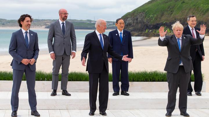 Байден обидел британцев на G7: Спал и не услышал, как звенит будильник