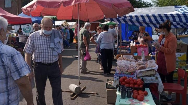 В Ростове в начале июля для аксайских торговцев откроют новый рынок на тысячу мест