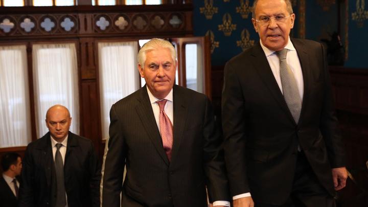 Лавров и Тиллерсон проводят переговоры на полях ГА ООН