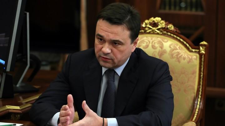 Андрей Воробьев возглавил региональный список «Единой России» на выборах в Госдуму