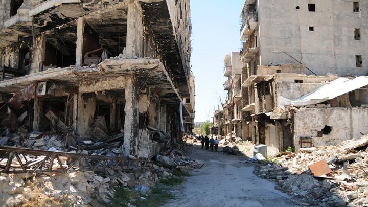 Полевые командиры отреклись от идей радикализма и вступили в ряды армии Сирии