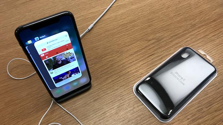Украинский контрабандист был пойман с грузом iPhone X из Турции